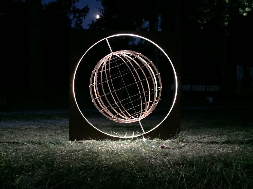 Nachtansichten – Dürer bei Nacht
