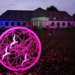 Stahl-Zeit trifft LightArt, Bad Pyrmont, 2016