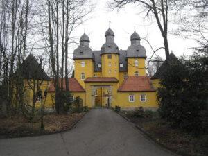 Von der Idee zur Umsetzung 2 – Ansicht Holter Schloss
