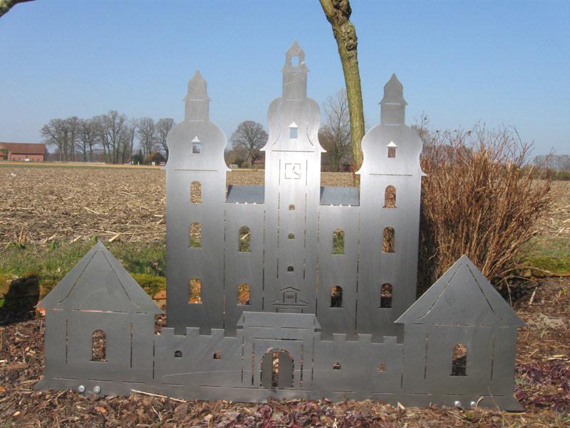 Von der Idee zur Umsetzung 14 – Das fertige Schloss